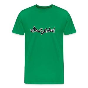 Oldschool - Männer Premium T-Shirt