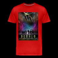 Camisetas ~ Camiseta premium hombre ~ Póster Dédalo