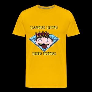 King Bistian Shirt - Maglietta Premium da uomo