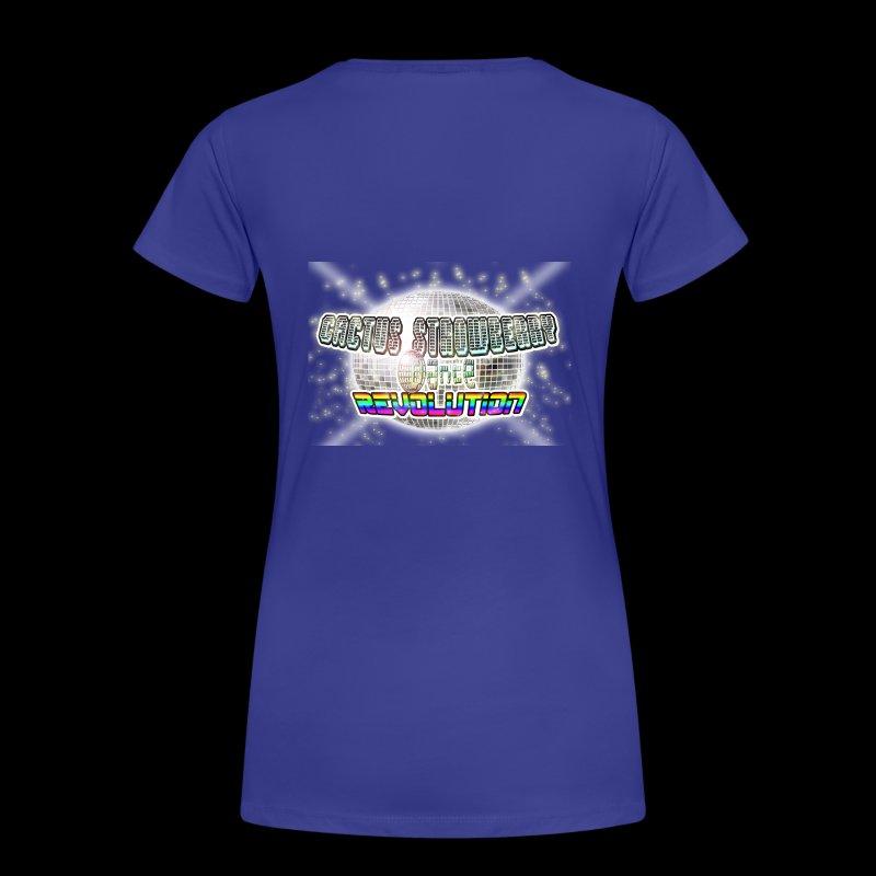 Dance Revolution Rules Girl - Maglietta Premium da donna