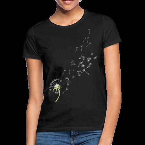 Schirme im Wind Shirt - Frauen T-Shirt