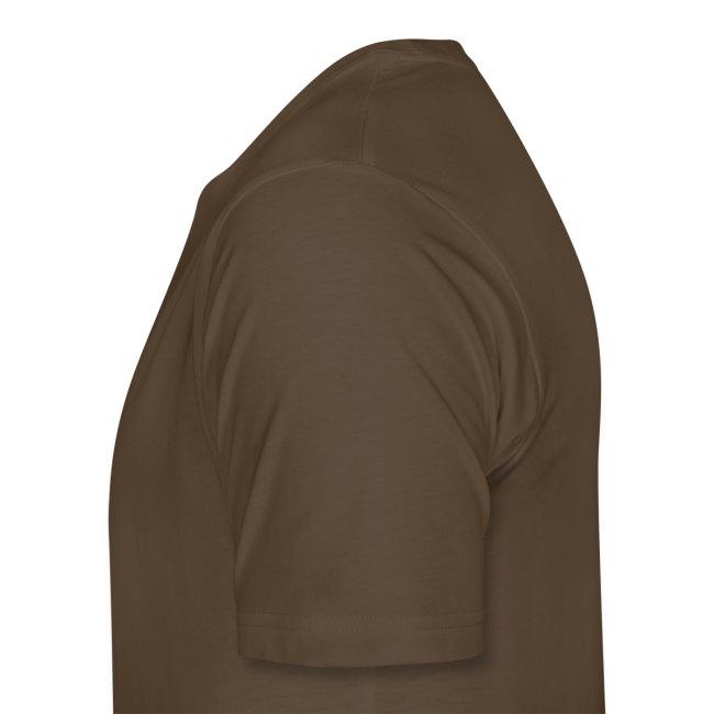 Eplekjekk T-Skjorte Brun