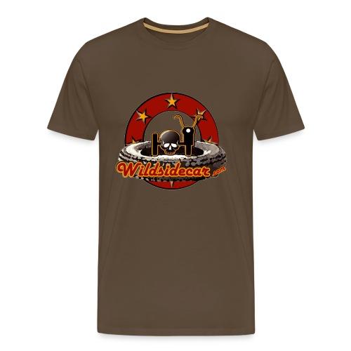 Tee shirt homme logo sixties - T-shirt Premium Homme