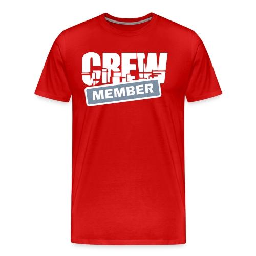 Crew Member - Männer Premium T-Shirt
