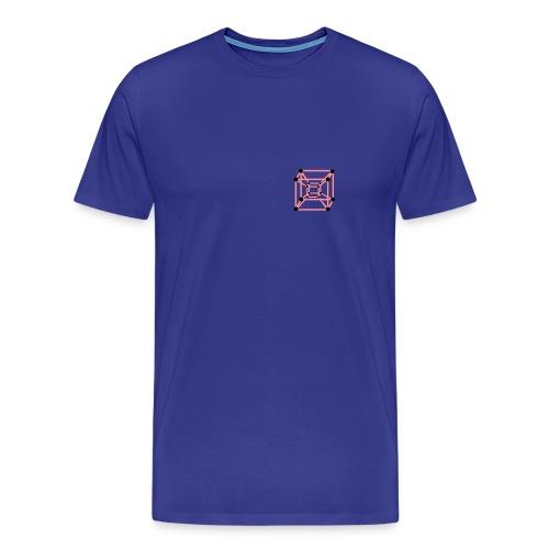 HYPERCUBE - Männer Premium T-Shirt