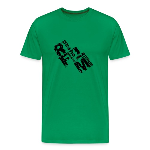 ReadTheFuckingManual - Männer Premium T-Shirt