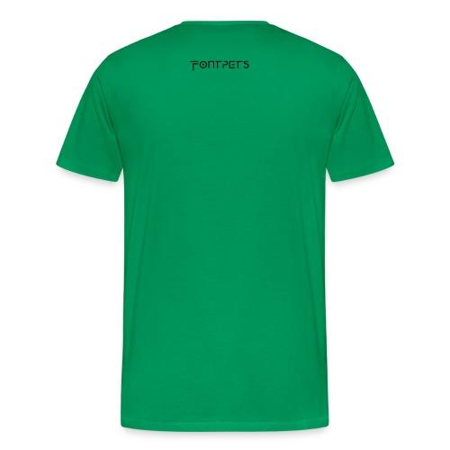 HAMSTER - Men's Premium T-Shirt