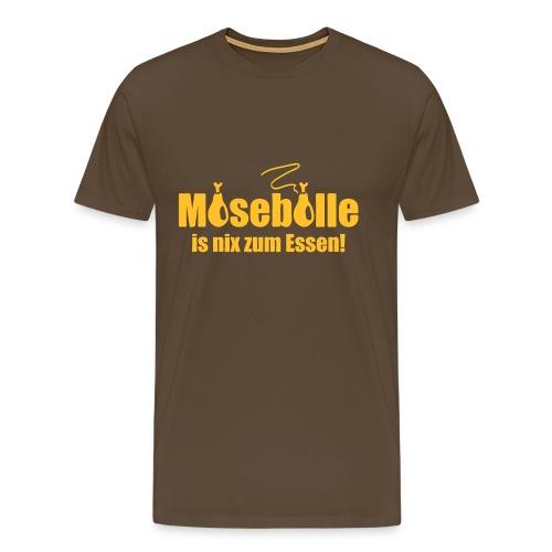 Mosebolle - Männer Premium T-Shirt