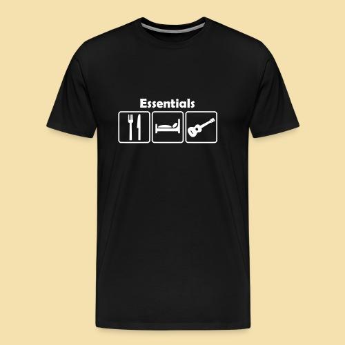 ShirtEssentials - Männer Premium T-Shirt