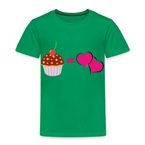 Cake Is Love Kids T - Kids' Premium T-Shirt
