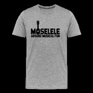 T-Shirts ~ Men's Premium T-Shirt ~ Absurd Musical Fun - For Men