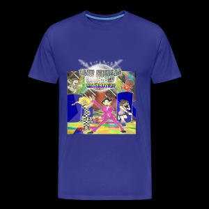 Dance Revolution Rules Shirt - Maglietta Premium da uomo