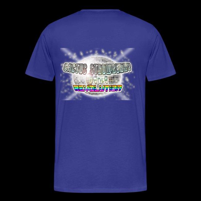 Dance Revolution Rules Shirt