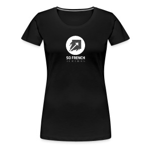 So French Rec. Tee Collection Premium Women (Small Arrow) - T-shirt Premium Femme