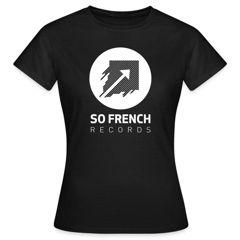 Logo_tshirt.png - T-shirt Femme