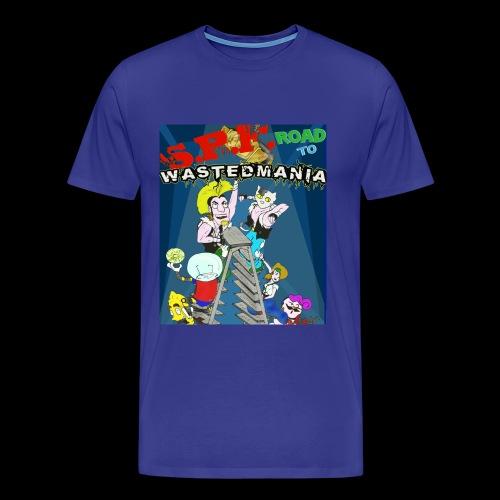 Wastedmania Front Shirt - Maglietta Premium da uomo