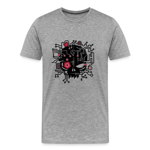 t-shirt geek (homme) - T-shirt Premium Homme