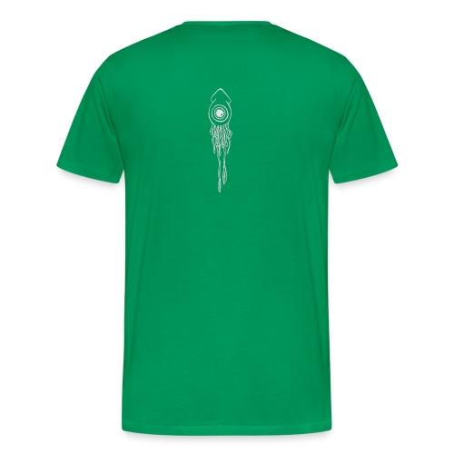Colossal Squid White - Men's Premium T-Shirt
