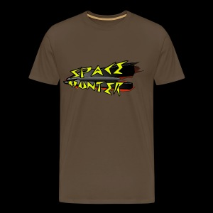 Space Hunter Logo Shirt - Maglietta Premium da uomo