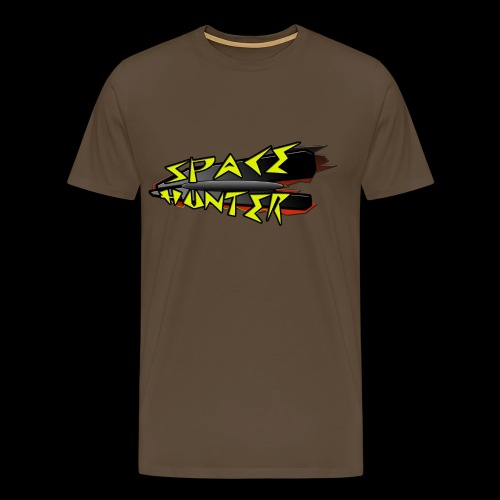 Space Hunter Logo Shirt - Maglietta Premium da uomo