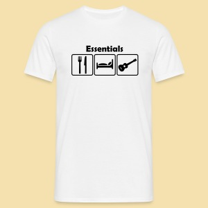 ShirtEssentials - Männer T-Shirt