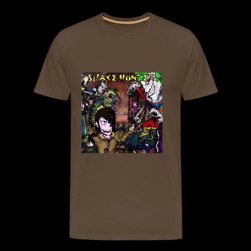 Space Hunter Rules Shirt - Maglietta Premium da uomo