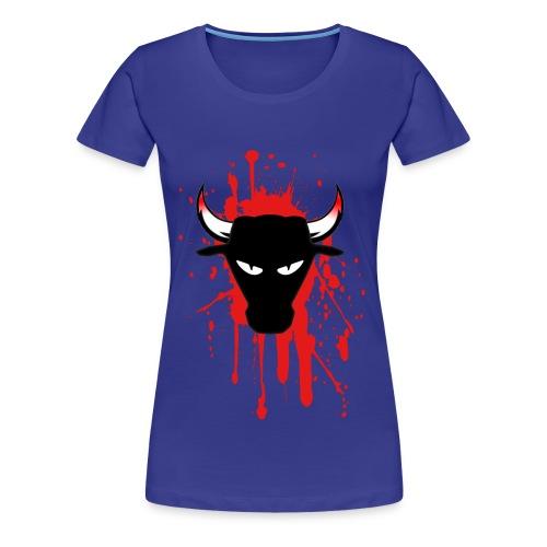 Bull - T-shirt Premium Femme