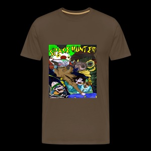 Space Hunter Variant Shirt - Maglietta Premium da uomo