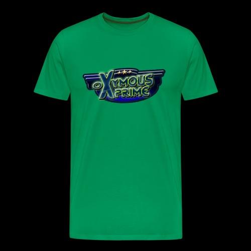 Oxymous Prime Logo Shirt - Maglietta Premium da uomo