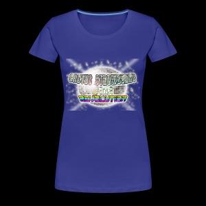 Dance Revolution Logo Girl - Maglietta Premium da donna