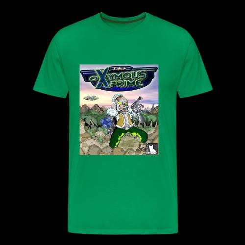 Oxymous Prime Rules Shirt - Maglietta Premium da uomo