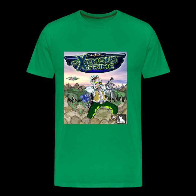 Oxymous Prime Rules Shirt