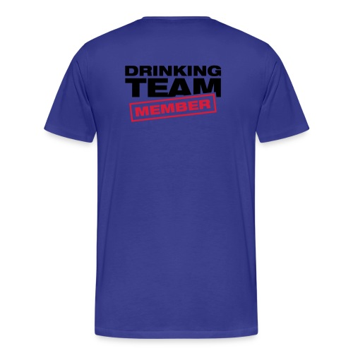 drink beer and carry on - Men's Premium T-Shirt
