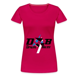 D&B Shirt Female - Women's Premium T-Shirt