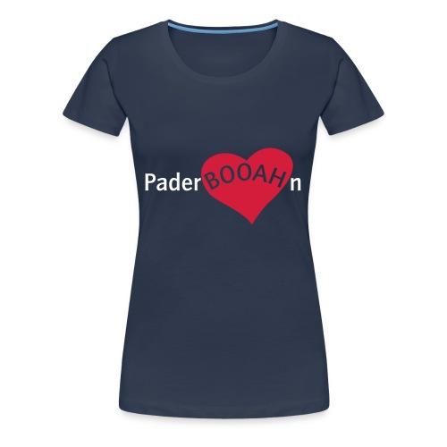 Paderbooahn - Frauen Premium T-Shirt