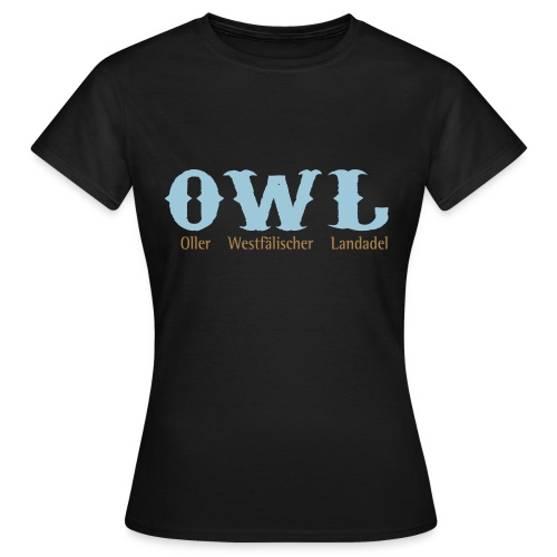 OWL - Frauen T-Shirt
