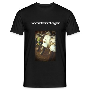 ScooterMagic - Men's T-Shirt