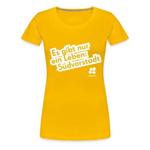 kreuzer-Shirt Südvorstadt Damen - Frauen Premium T-Shirt