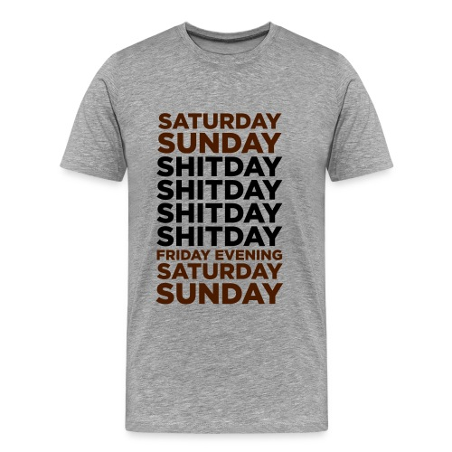 That's Life For You - Men's Premium T-Shirt