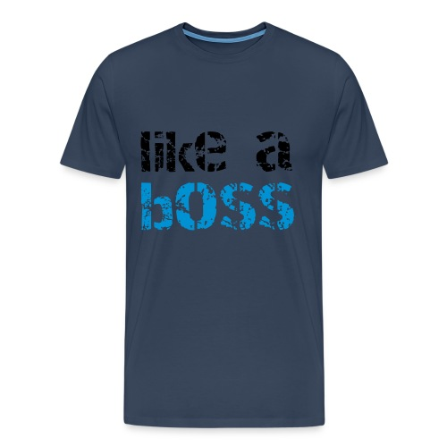 t-shirt boss (homme) - T-shirt Premium Homme