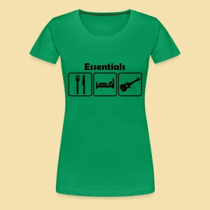 ShirtEssentials - Frauen Premium T-Shirt