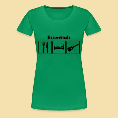 ShirtEssentials - Frauen Premium T-Shirt