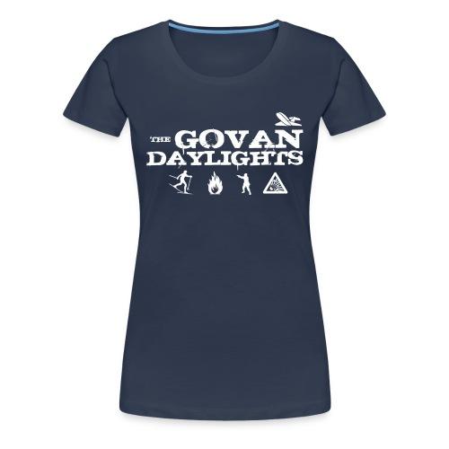 The Govan Daylights - Women's Premium T-Shirt