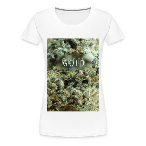 Green Gold Girls - Frauen Premium T-Shirt