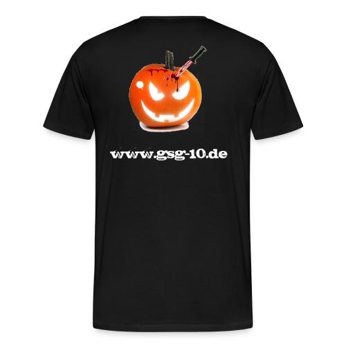 GSG 10 Halloween 2012 - Männer Premium T-Shirt