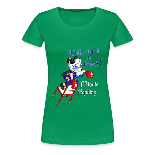 Mini-Kriss - Mr Dada - T-Shirt femme - T-shirt Premium Femme