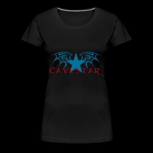 Cavestar - Maglietta Premium da donna