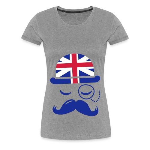 We Are British-Female - Women's Premium T-Shirt