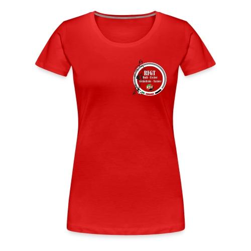 RFGT Damen T-Shirt - Women's Premium T-Shirt