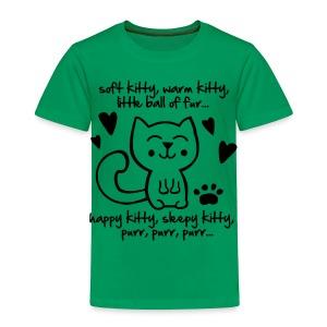 Soft kitty - Kids' Premium T-Shirt